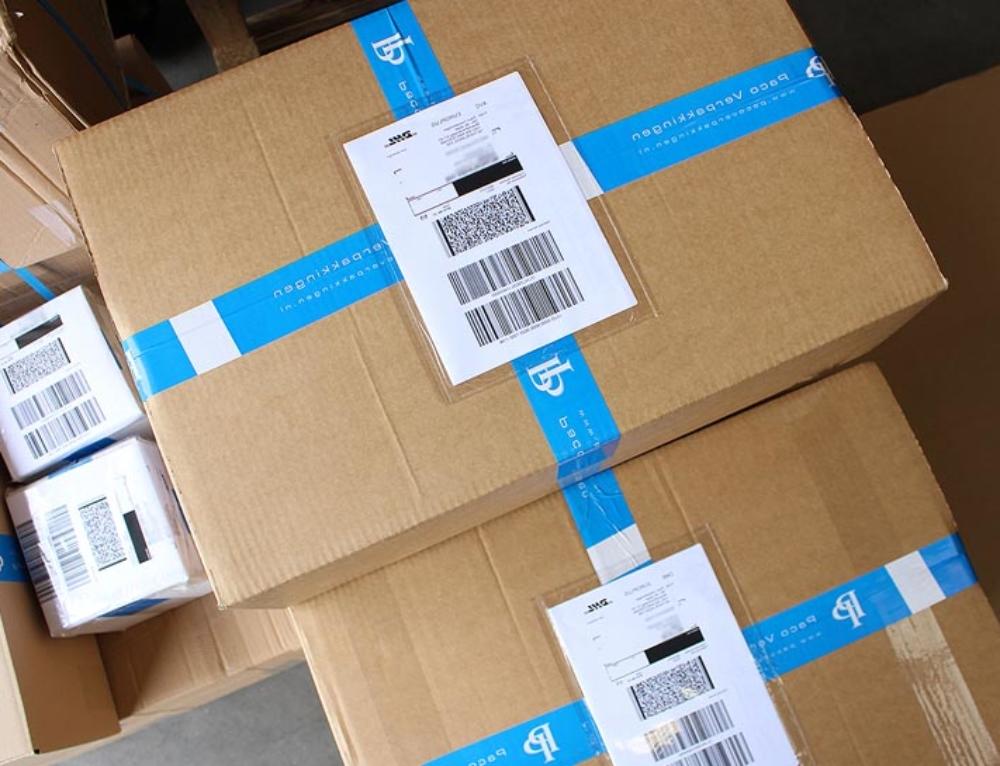 Nette verpakking verlaagd retourzendingen