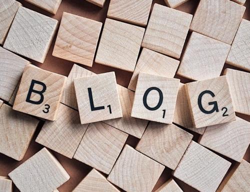 Webshops kunnen niet zonder blog